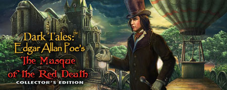Play Dark Tales: Edgar Allan Poe's The Masque of the Red Death Collector's Edition Mac Game Download Free