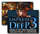 Play Empress of the Deep 3: Legacy of the Phoenix Collector's Edition Mac Game Download Free