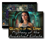 Play Secrets of the Dark: Mystery of the Ancestral Estate Mac Game Download Free