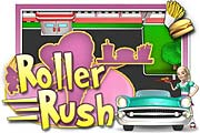 Roller Rush Action/Arcade Game